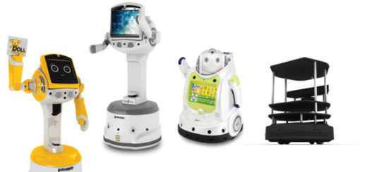 Yujin Robot product family