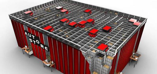 AutoStore rendering