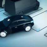 Volvo Self-Parking Car