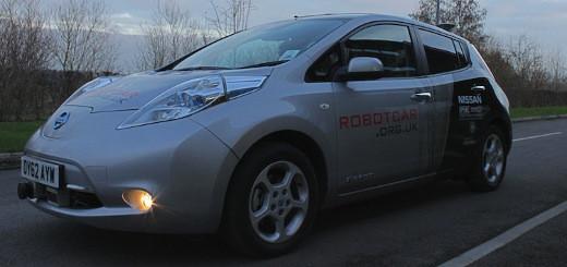 RobotCar UK