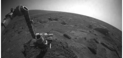 Opportunity RAT at Black Shoulder