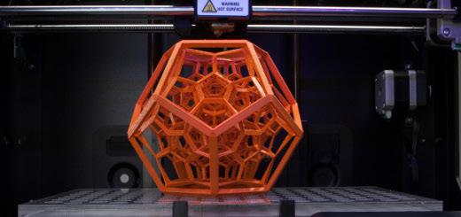 MakerBot 3-D printing