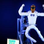 Robonaut Legs