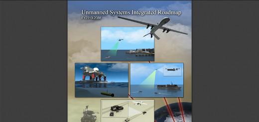 Unmanned Roadmap 2013