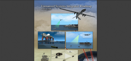 Unmanned Roadmap 2013
